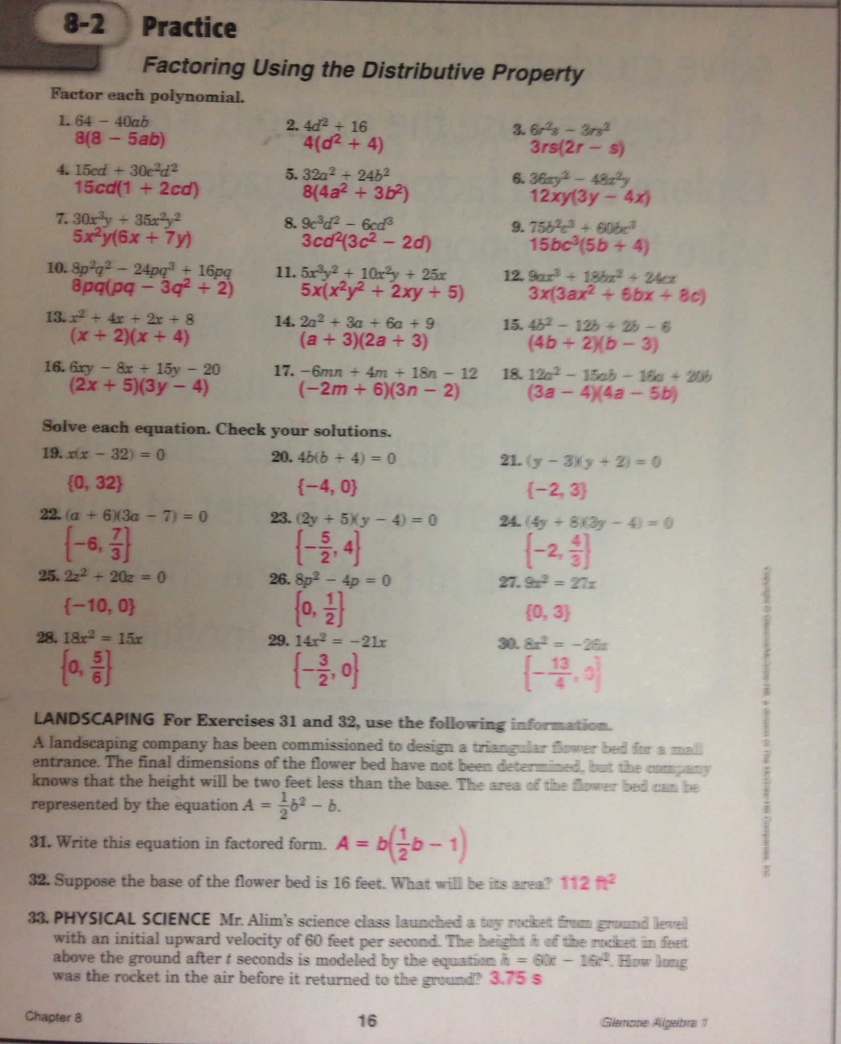 worksheet Factoring Using Gcf Worksheet gcf factoring worksheet abitlikethis a 1 quadratic expressions